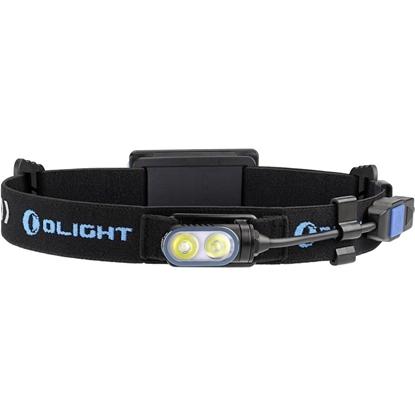 تصویر چراغ پیشانی قابل شارژ OLight HS2